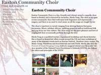 Easton Community Choir